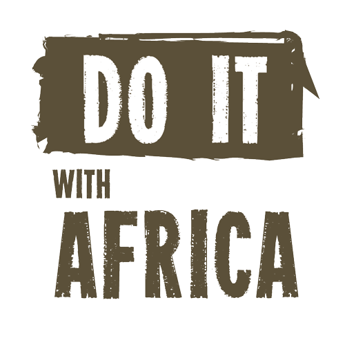 Logo Do It with Africa