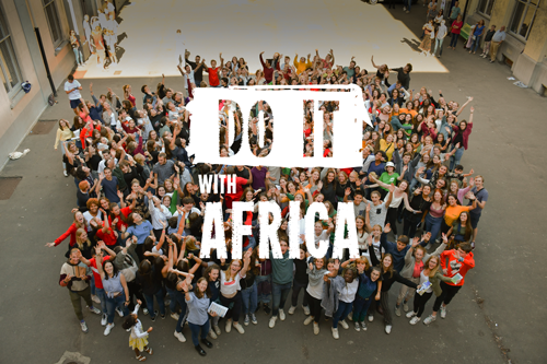 Inscription Do It with Africa 2021